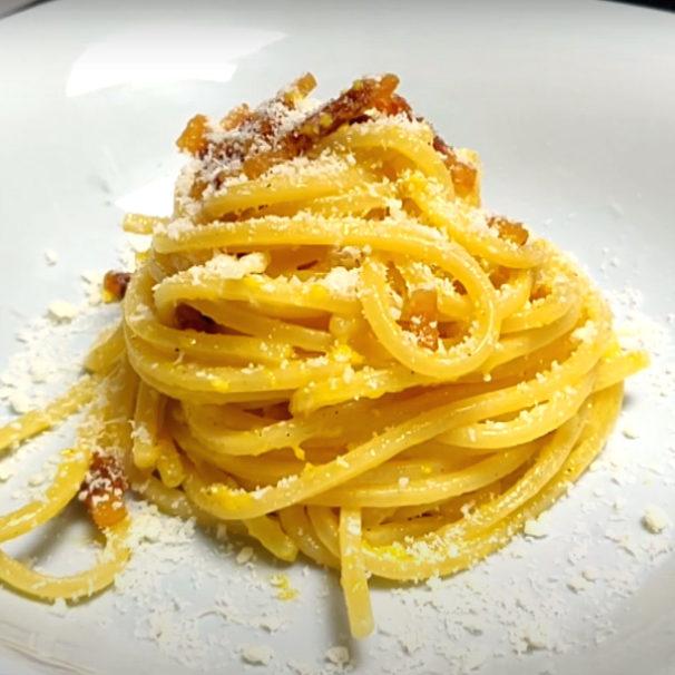 Cucinare Italy - spaghetti carbonara