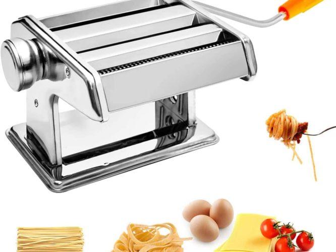 Cucinare Italy - pasta maker machine stainless