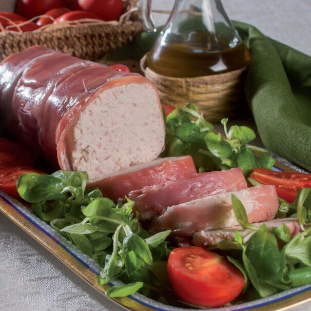 Cucinare Italy - Chicken and ham roll